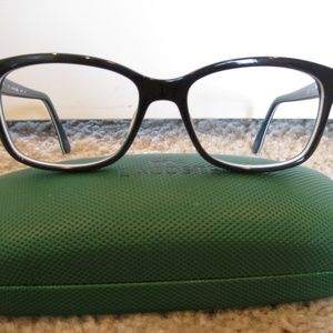 Lacoste Eyeglass or Sunglass Frames